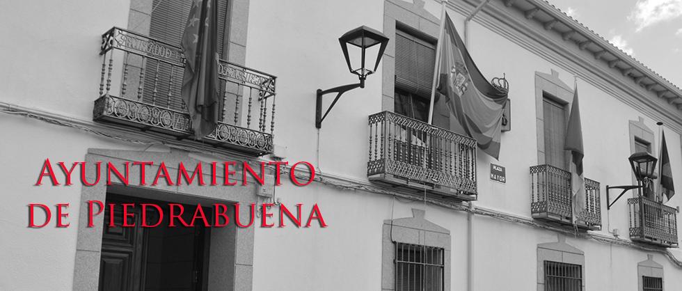 Ayuntamiento de Piedrabuena